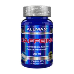 ENERGIZANTE CAFFEINE 100 CAPS ALLMAX