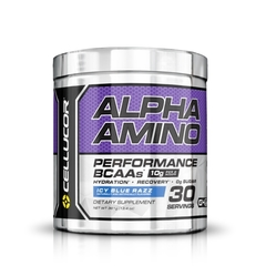 ALPHA AMINO 30 SERV. BLUE RASPBERRY