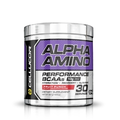ALPHA AMINO 30 SERV. FRUIT PUNCH