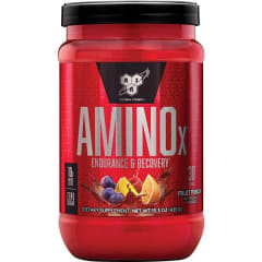 AMINO X 30 SERV. BSN FRUIT PUNCH