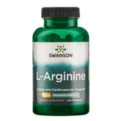 L-ARGININE - MAX STR 850 MG 90 CAPS