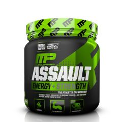 ASSAULT 30 SERV. GREEN APPLE