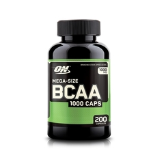 BCAA 1000 200 CAPSULAS OPTIMUM
