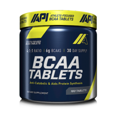 BCAA 180 TABLETAS API