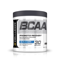 BCAA 30 SERV. BLUE RAZZ CELLUCOR