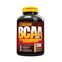 BCAA 200 CAPS MUTANT