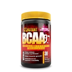 BCAA 348 GRS. FRUIT PUNCH MUTANT