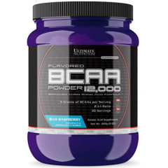 BCAA 12000 30 SERV ULTIMATE BLUERASP