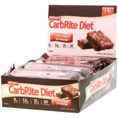 CAJA CARBRITE DIET BAR CHOCOLATE BROWNIE
