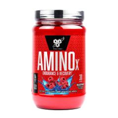 AMINO X 30 SERV. BSN BLUE RASPBERRY