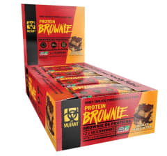 CAJA MUTANT PROTEIN BROWNIE CHOCOLATE PEANUT BUTTER