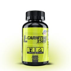 CARNITINA X500 VX 100CT