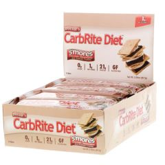 CAJA CARBRITE DIET BAR CHOCOLATE SMORES