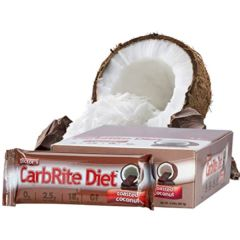 CAJA CARBRITE DIET BAR TOASTED COCONUT