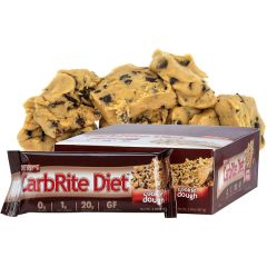CAJA CARBRITE DIET BAR COOKIE DOUGHT