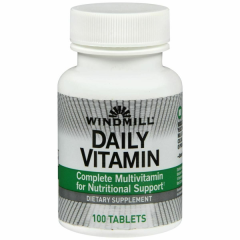 DAILY VITAMIN 100 TABS