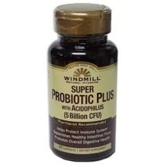 SUPER PROBIOTICS PLUS 60 CAPS