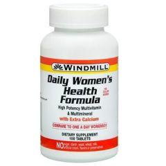 WOMENS HEALTH FORMULA 100 TABS