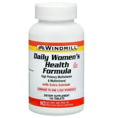 WOMENS HEALTH FORMULA 100 TABS