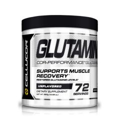 GLUTAMINA CELLUCOR 72 SERV.