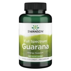 GUARANA 500 MG 100 CAPS