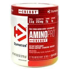 AMINO PRO ENERGY STRAWBERRY KIWI DYMATIZE