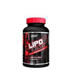 LIPO 6 BLACK NUTREX 60 CAPS