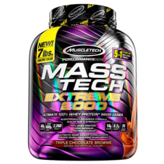 MASS TECH CHOCOLATE 7 lbs