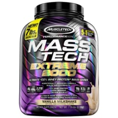 MASS TECH VAINILLA 7 lbs