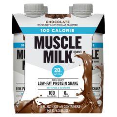 PACK MUSCLE MILK SHAKE CHOCOLATE 100