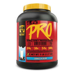 PROTEINA MUTANT PRO 5 LBS COOKIES AND CREAM