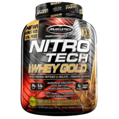 GOLD 100% NITROTECH  5.5LBS