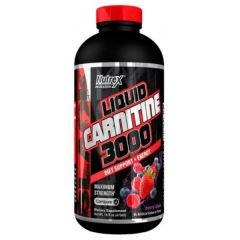 CARNITINA LIQUIDA 3000 NUTREX BERRY BLAST