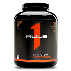 Rule 1 100% Whey Protein Isolate & Hydrolized 5 LBS.