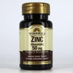 ZINC 50 MG / 100 TABS