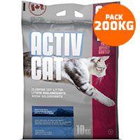 Activ Cat - Arena Sanitaria Pack 200kg