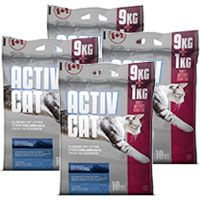 Activ Cat - Arena Sanitaria Pack 40kg