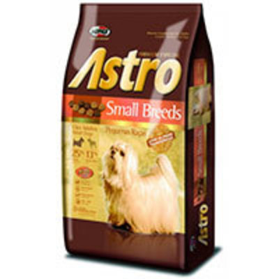 Astro Adult Small Breed