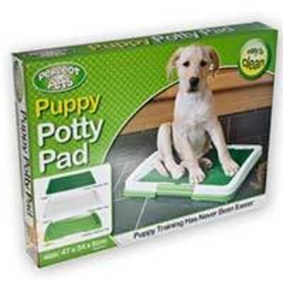Baño Sanitario para Perros Cachorros