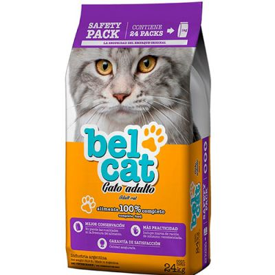 Belcat Gato Adulto Pack Ahorro