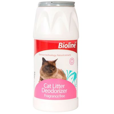 Bioline Desodorizante para cajas sanitarias 425gr