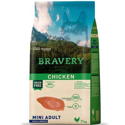 Bravery Chicken Mini Adult