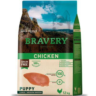 Bravery Chicken Puppy Large Medium