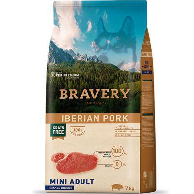 Bravery Iberian Pork Mini Adult