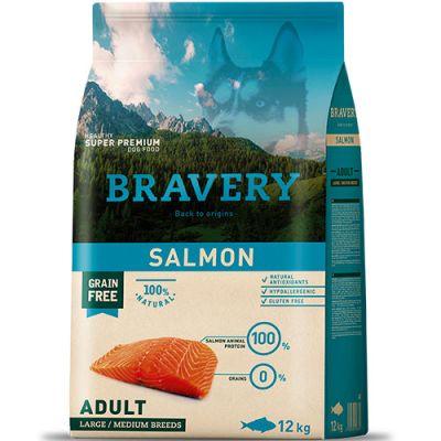 Bravery Salmon Adult Large Medium