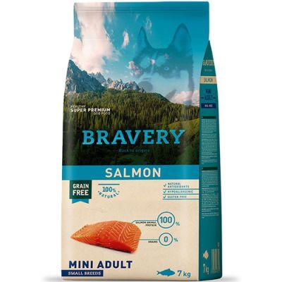 Bravery Salmon Mini Adult