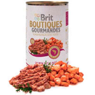 Brit Boutiques Gourmandes Salmon Bits & Paté