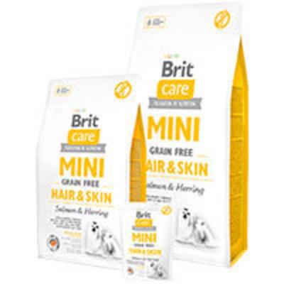 Brit Care Adult Mini Hair Skin