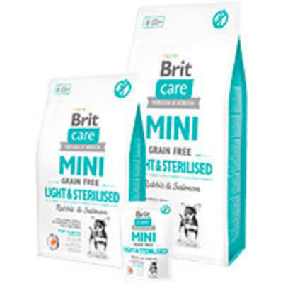 Brit Care Adult Mini Light Sterilised