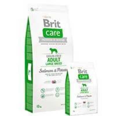 Brit Care Adult Large Breed Salmón